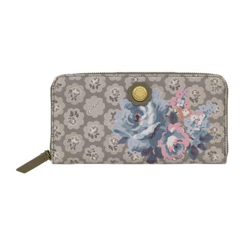 Frestonia Taupe Large Wallet special