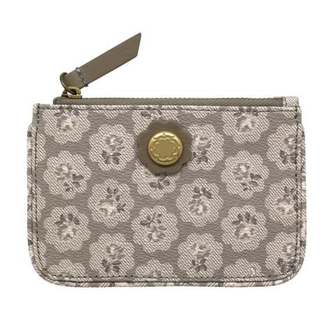 Frestonia Taupe Small Wallet
