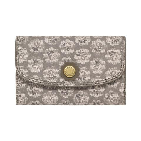 Frestonia Taupe Medium Wallet