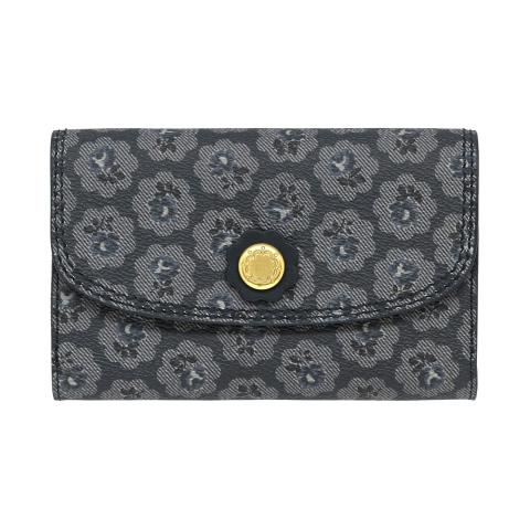 Frestonia Dark Navy Medium Wallet