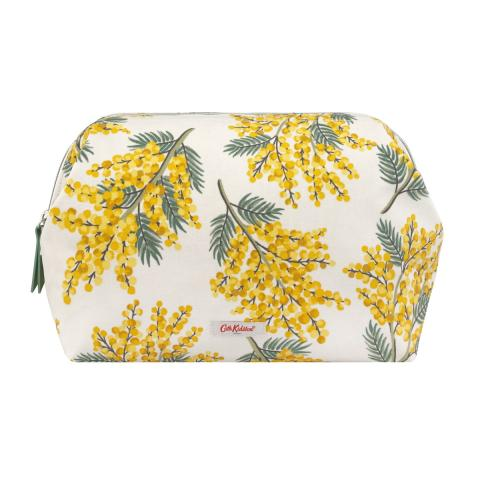 WASH BAG MIMOSA FLOWER