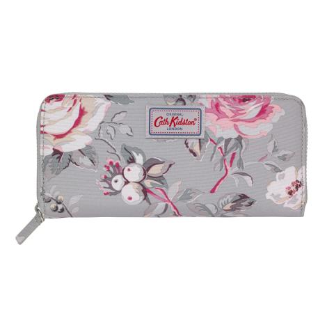 TRAVEL WALLET GARDEN ROSE