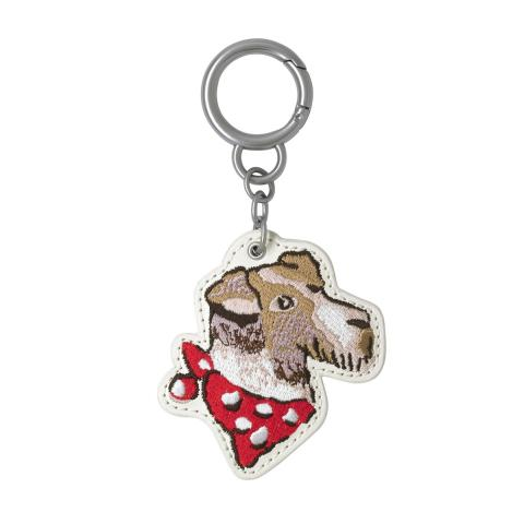 KEY RING DOG PORTRAITS