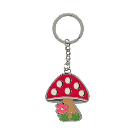 KEY RING MINI MUSHROOMS