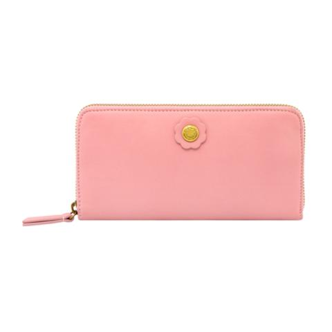 LEATHER CONTINENTAL WALLET P