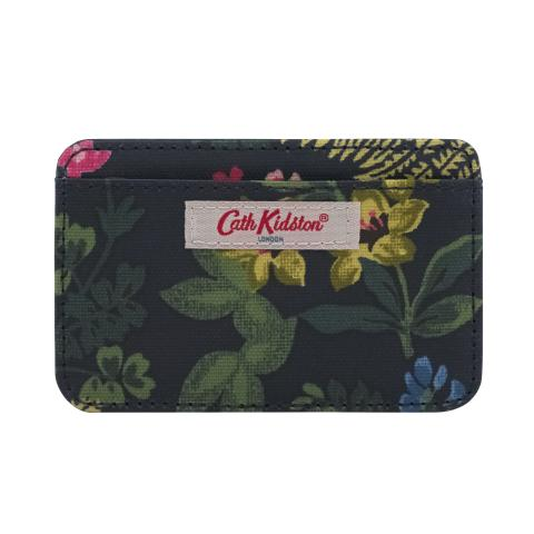 CARD HOLDER CC TWILIGHT GARDEN NAVY