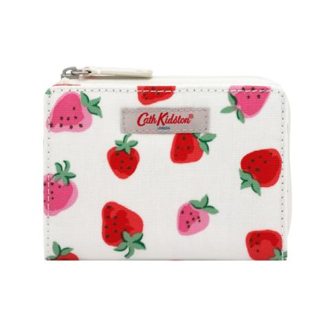 SLIM POCKET PURSE SWEET STRAWBERRY