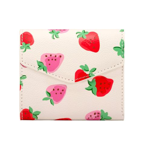 M WALLET SWEET STRAWBERRY