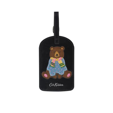 Luggage Tag Bears