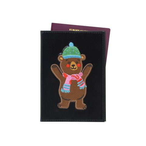 Passport Holder Bears