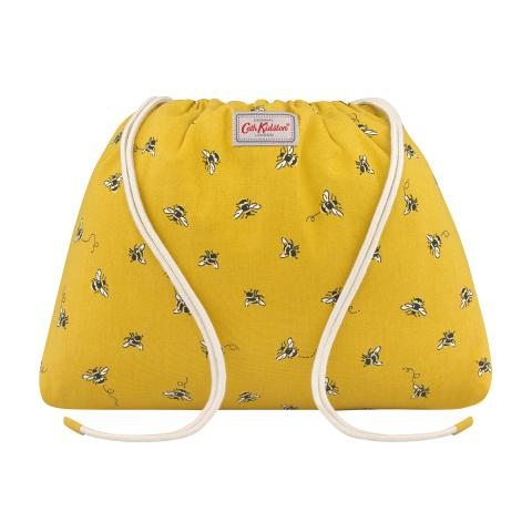 DRAWSTRING POUCH BEE