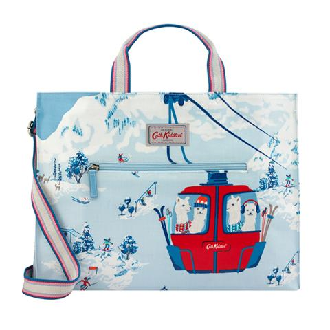 BAG SNOW SCENE PLACEMENT 1