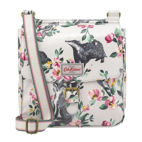 SADDLE BAG BADGERS AND FRIENDS