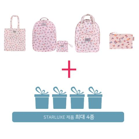 KAKAO FRIENDS APPEACH LUCKY BAG SET
