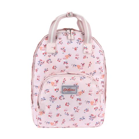 KAKAO WOODSTOCK DITSY MULTI POCKET BACKPACK