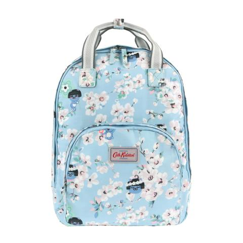 KAKAO WELLESLEY BLOSSOM MULTI POCKET BACKPACK