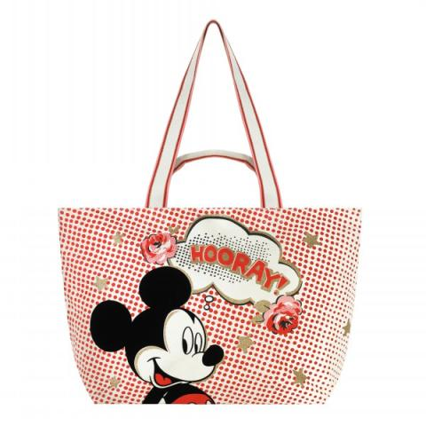 DISNEY PLACMENT SHOULDER TOTE