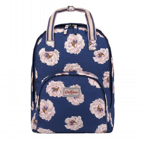 MULTI POCKET BACKPACK WISPY ROSE