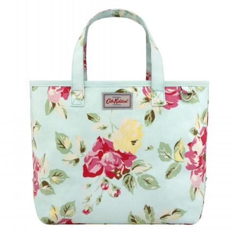 SMALL DRAWSTRING TOTE BOX FLORA