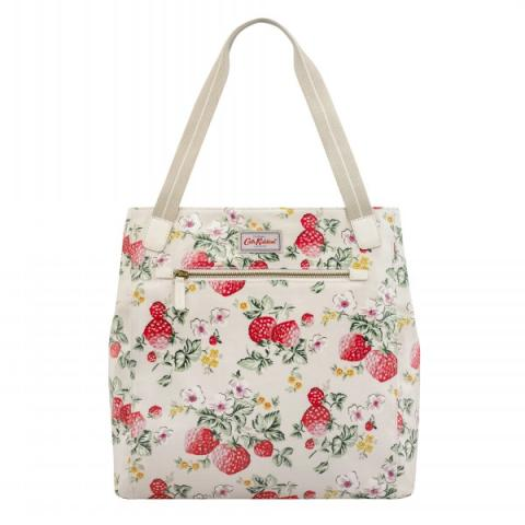 HEYWOOD TOTE WILD STRAWBERRY