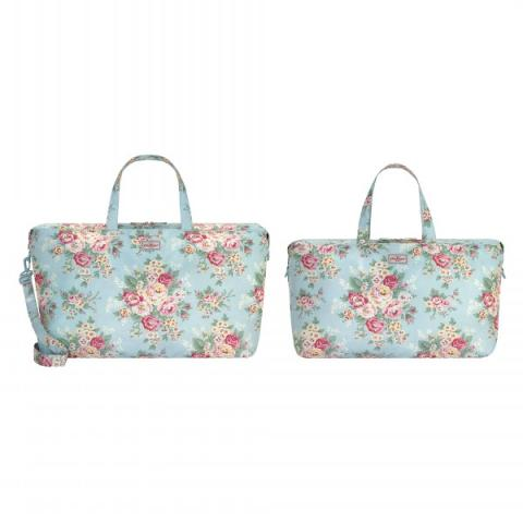 FOLDAWAY TRAVEL BAGS CANDY FLOWERS