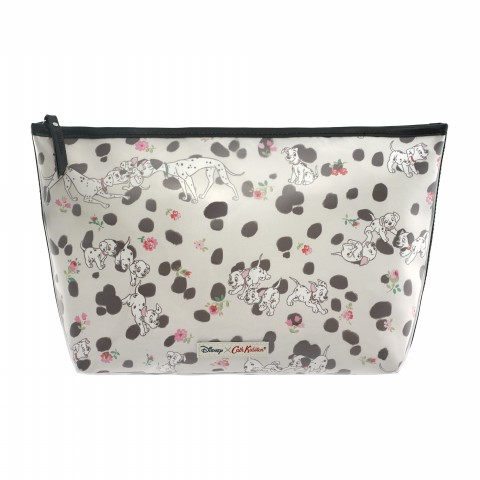 DISNEY POLY LINED WASH BAG