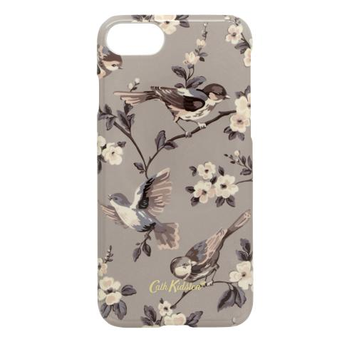 IPHONE 7 CASE BRITISH BIRDS MINK