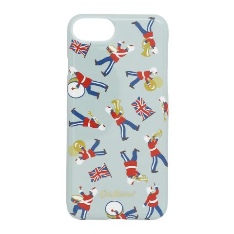 IPHONE 7 CASE MINI MARCHING BAND SOFT AQUA