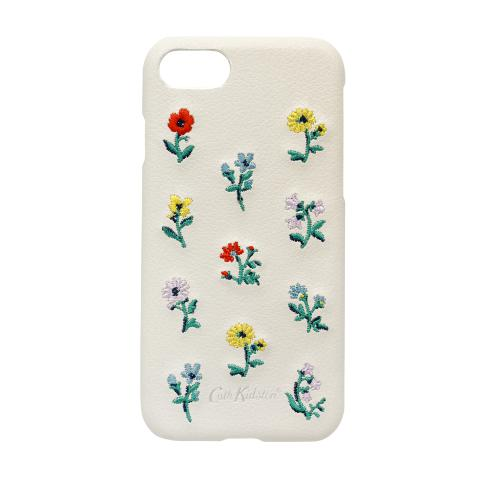 IPHONE 7 EMBROIDERED PHONE CASE HOPE DITSY STONE