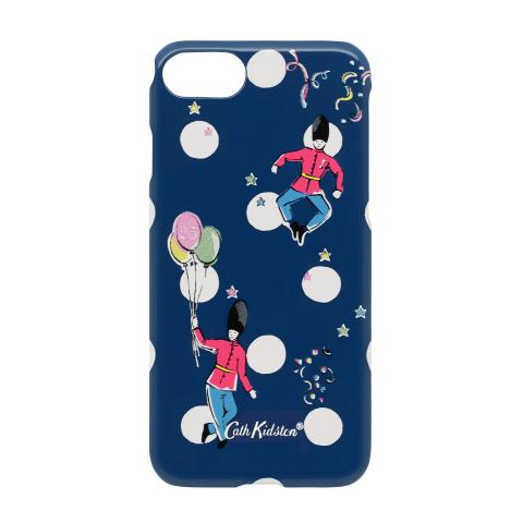 25TH ANNIVERSARY IPHONE 7 CASE BUTTON SPOT GUARDS NAVY