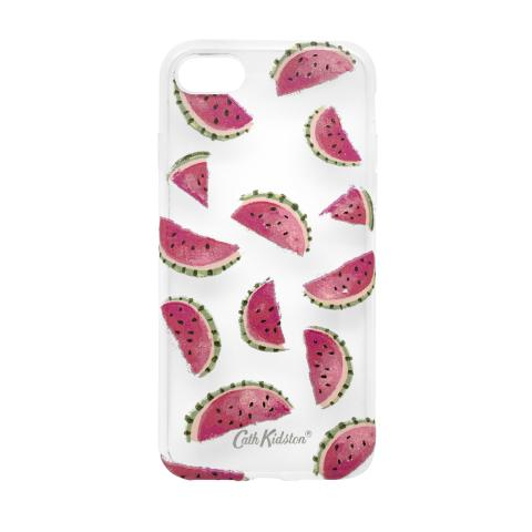 IPHONE 7 CASE WATERMELONS LIGHT CAMEO PINK