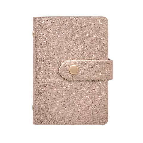 BOOK STYLE CARD HOLDER R