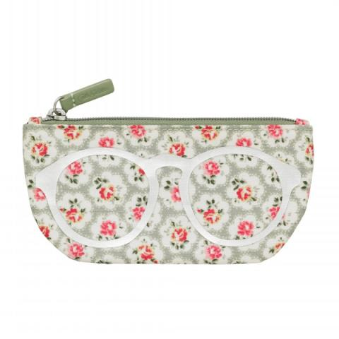 GLASSES CASE PROVENCE ROSE