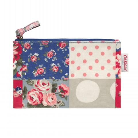 ZIP PURSE PATCHWORK