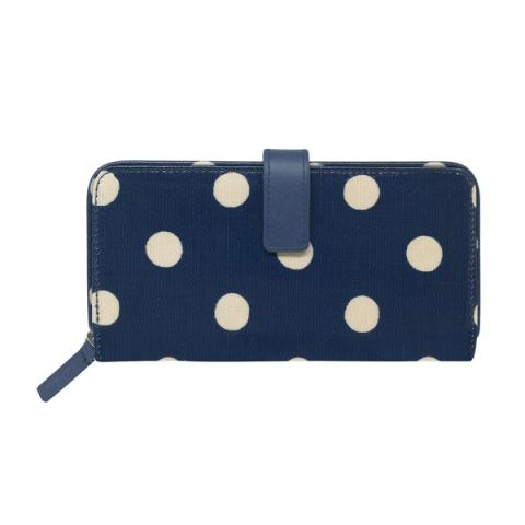 LARGE ZIP WALLET BUTTON SPOT