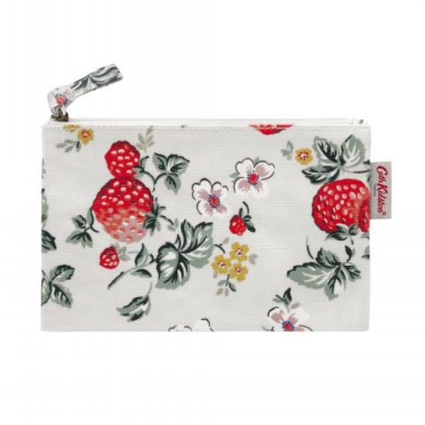 ZIP PURSE WILD STRAWBERRY