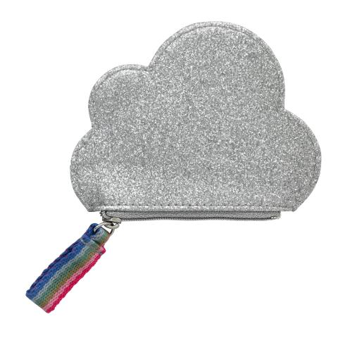 CLOUD PURSE SILVER