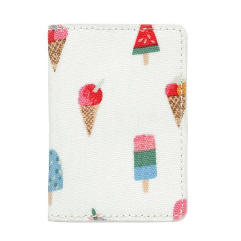 TWO-FOLD TICKET HOLDER LOLLIES STONE