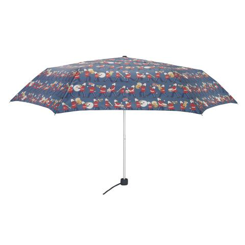 SUPERSLIM UMBRELLA UV MARCHING BAND MID BLUE