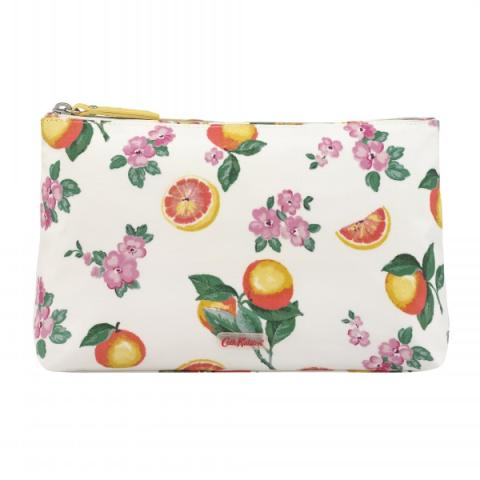 COSMETIC BAG GRAPEFRUIT BLOOM