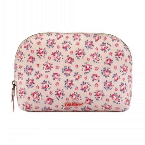 CURVED MAKE UP BAG HAMPTON ROSE