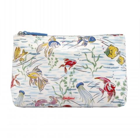 COSMETIC BAG MINI OCEAN FISH