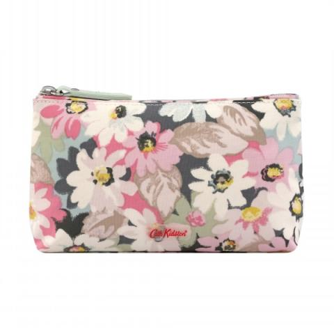 MAKE UP BAG PAINTED DAISY