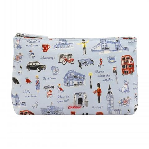 COSMETIC BAG MINI LONDON ICONS