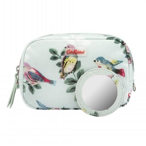 CLASSIC BOX MAKE UP BAG SPRING BIRDS