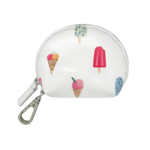 CURVED PURSE KEYCHARM LOLLIES STONE