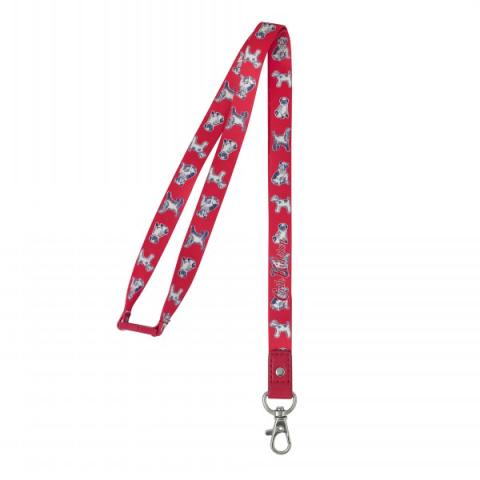 LANYARD MINI SQUIGGLE DOGS