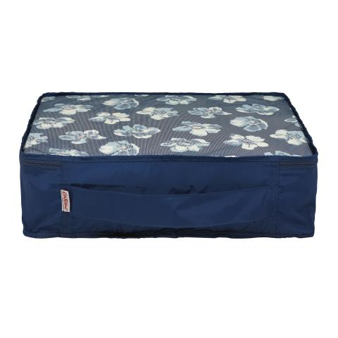 PACKING CUBE LARGE SCATTERED ANEMONE NAVY