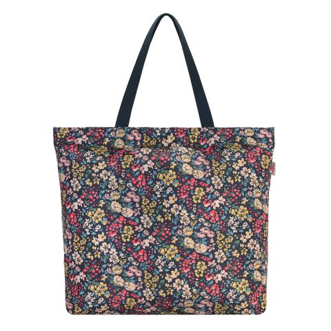 L FLDWY TOTE FLOWER MEADOW