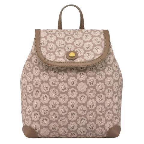 Frestonia Taupe The Backpack